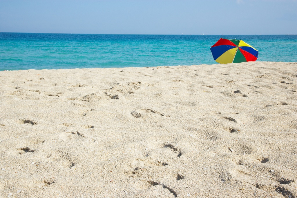 The Warmest Beaches In Florida In February | Usa Today - Map Of Southwest Florida Beaches
