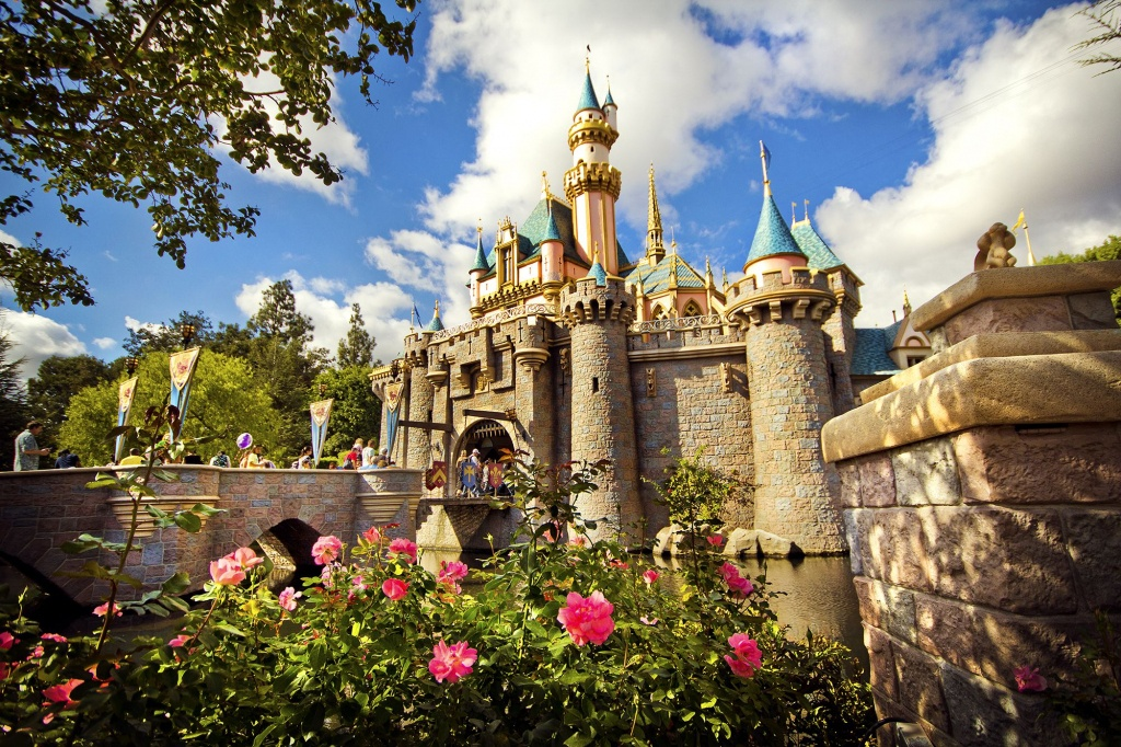 Theme Parks In Los Angeles And Southern California - Southern California Theme Parks Map