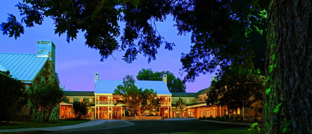 Things To Do At The Hyatt Regency Lost Pines In Bastrop, Tx - Lost Pines Texas Map