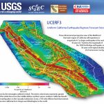 Third Uniform California Earthquake Rupture Forecast (Ucerf3   Usgs Recent Earthquake Map California