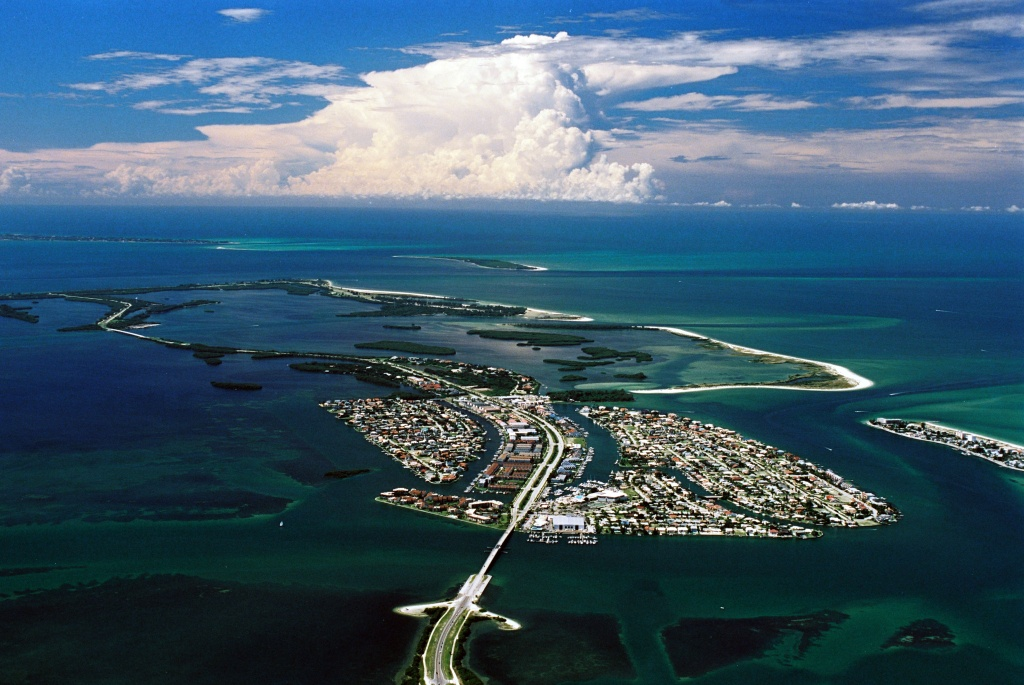 Tierra Verde, Fl - Terra Verde Florida Map
