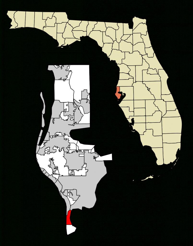 Tierra Verde, Florida - Wikipedia - Terra Verde Florida Map
