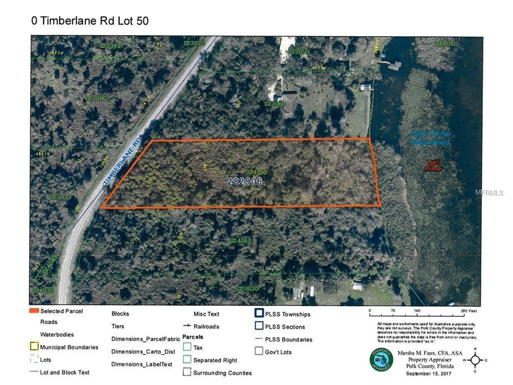Timberlane Road, Lake Wales, Fl 33898 (Mls #p4717286) :: American Realty - Lake Wells Florida Map