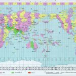 Time Zones World Map And Travel Information | Download Free Time   World Time Zone Map Printable Free