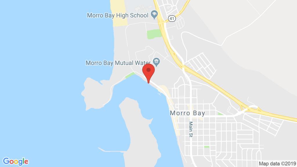 Tognazzini's Dockside Too In Morro Bay, Ca - Concerts, Tickets, Map - Morro Bay California Map