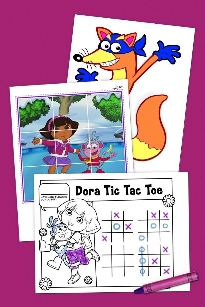 Top 10 Dora The Explorer Printables Of All Time | Nickelodeon Parents - Dora The Explorer Map Printable