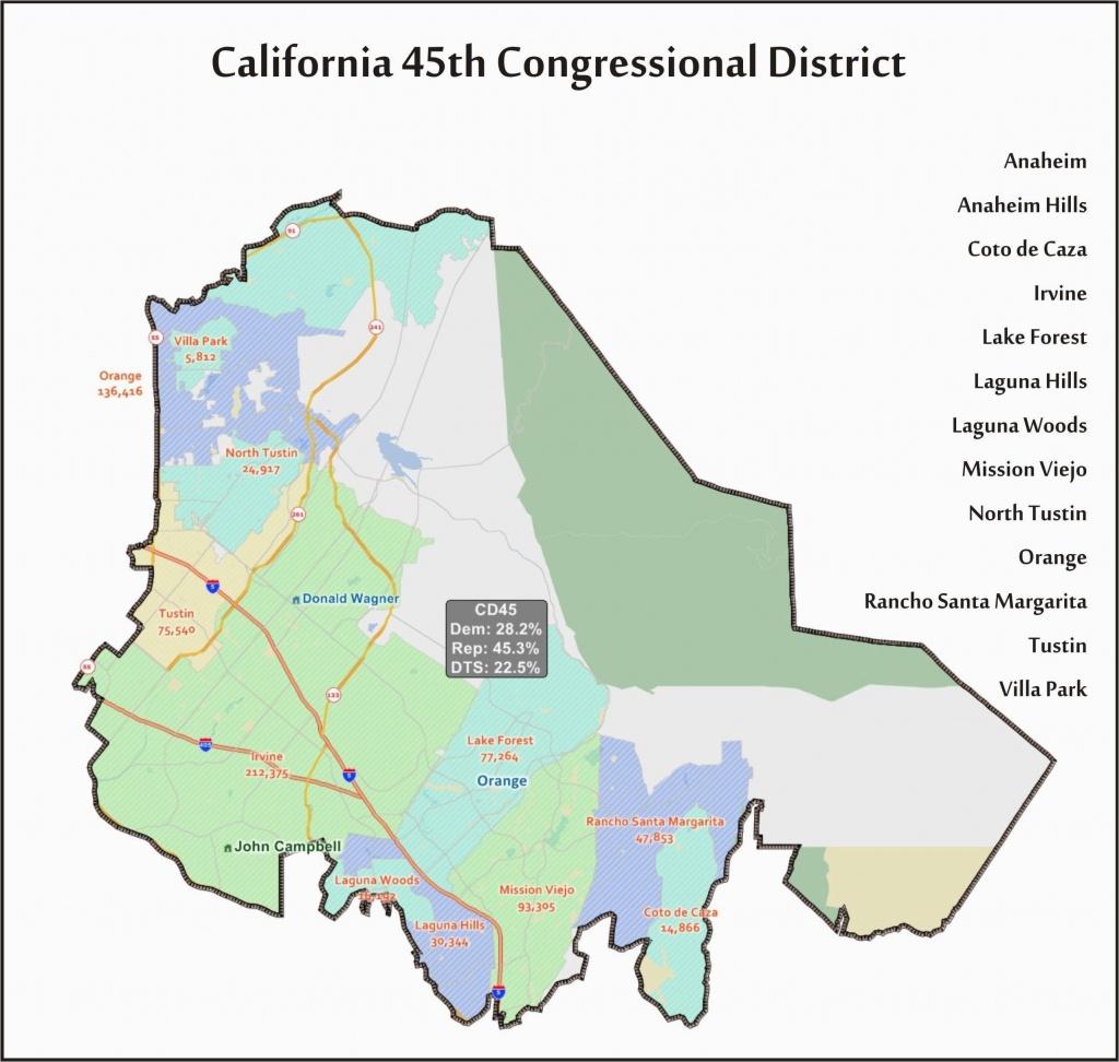 Torrance California Map Map Of Irvine California And Surrounding - Irvine California Map