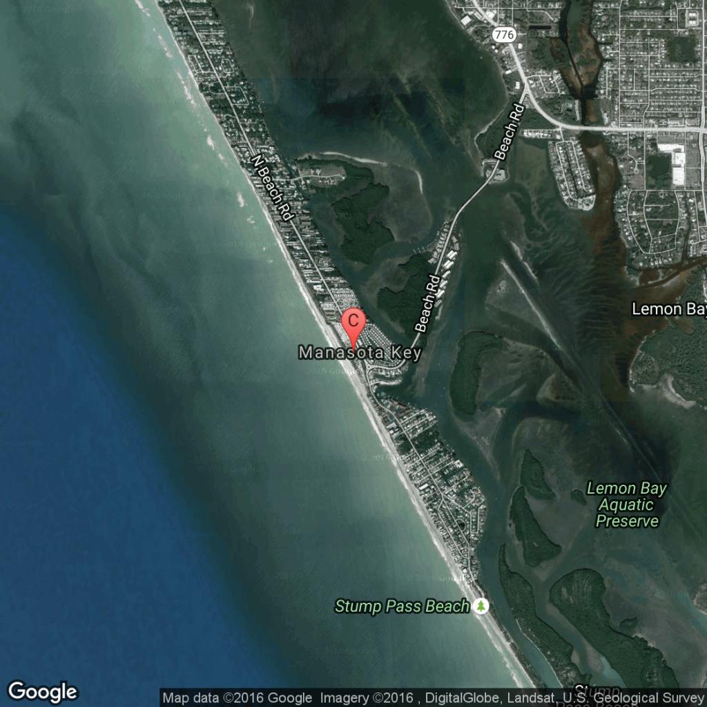 Tourism In Englewood, Florida | Usa Today - Englewood Florida Map