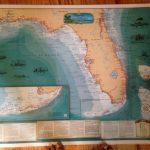 Treasure Coast Ships Map | Jacqui Thurlow Lippisch   Treasure Coast Florida Map
