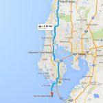 Trials And Tribulations Of Getting A Spot At Fort De Soto Park   Florida Tent Camping Map