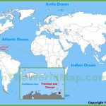 Trinidad And Tobago Maps | Maps Of Trinidad And Tobago   Trinidad California Map