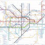 Tube Map | Alex4D Old Blog   Printable Tube Map