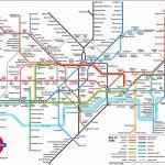 Tube Map, London Underground | L D N In 2019 | London Tube Map   Printable Tube Map
