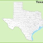 Tx Map Of Counties And Travel Information | Download Free Tx Map Of   Texas County Map Interactive