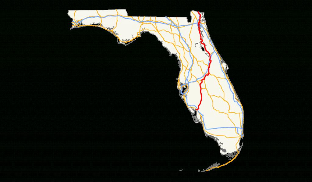 U.s. Route 17 In Florida - Wikipedia - Port St John Florida Map