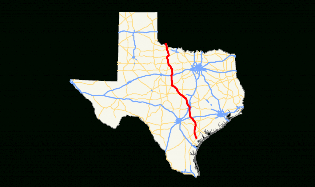 U.s. Route 183 In Texas - Wikipedia - Texas Highway Construction Map
