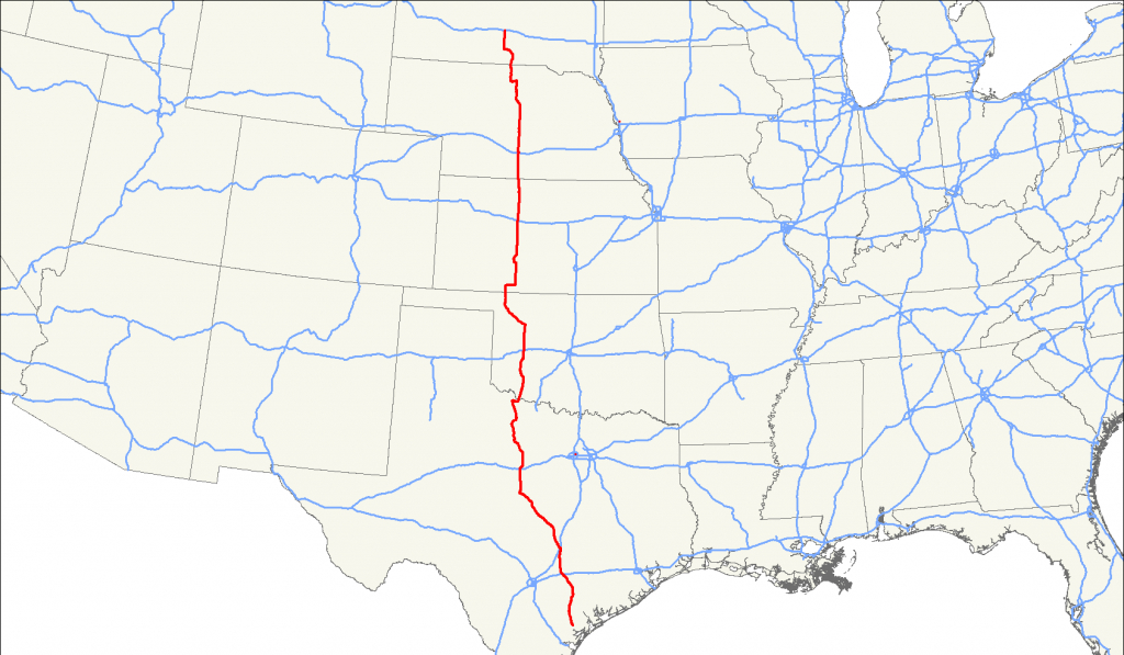 U.s. Route 183 - Wikipedia - Texas Highway 183 Map