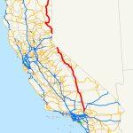 U.s. Route 395 In California   Wikipedia   California Scenic Highway Map