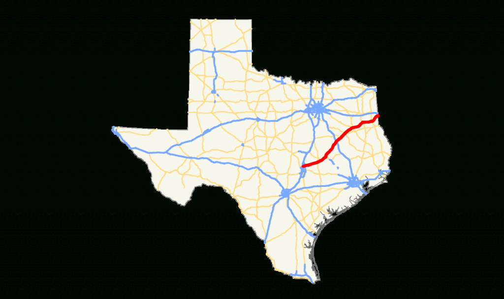 U.s. Route 79 In Texas - Wikipedia - Palestine Texas Map