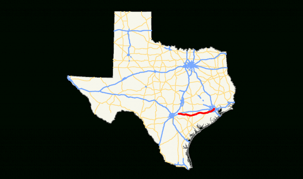 U.s. Route 90 Alternate (Texas) - Wikipedia - Sealy Texas Map