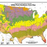 Understanding A Heat Zone Map For Gardening In Chicago   Lawnstarter   Texas Planting Zones Map