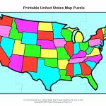 United State Map For Kids United States North Map Kids Educational X   United States Map Puzzle Printable