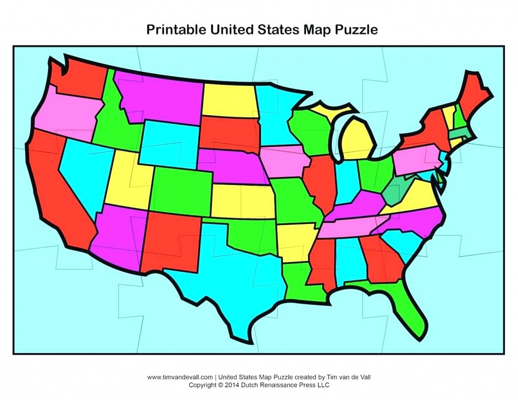United State Map For Kids United States North Map Kids Educational X - United States Map Puzzle Printable