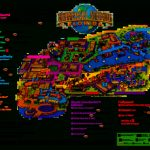 Universal Orlando Park Map 2013 | Orlando Theme Park News: Wdw   Universal Studios Florida Resort Map