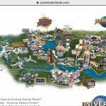 Universal Orlando Resort Map   Themeparkhipster   Universal Studios Florida Resort Map