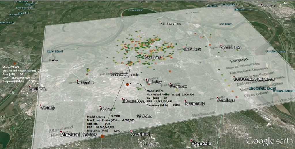 Up $H!t's Creek? | Dark Matters A Lot - Coldwater Creek Florida Map