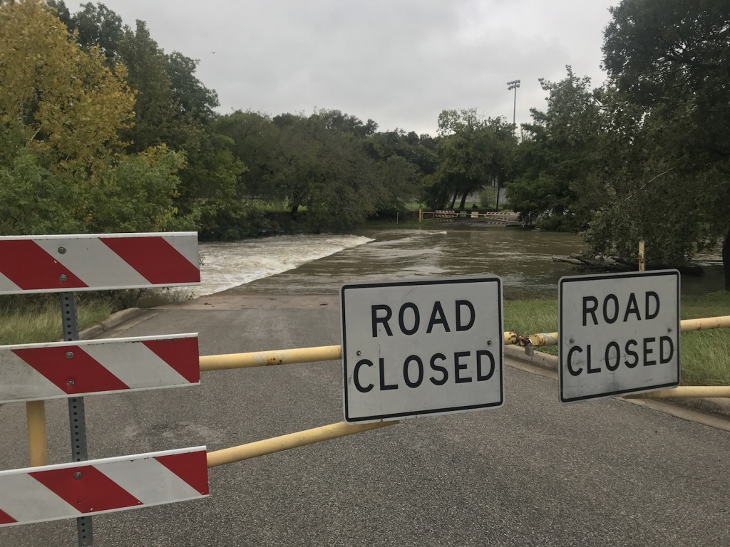 Update: Portions Of Roads In Round Rock, Hutto Still Closed Due To - Round Rock Texas Flood Map