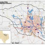 Upper Trinity River Watersheds: Protecting Recreational Uses   Tceq   Texas Creeks And Rivers Map