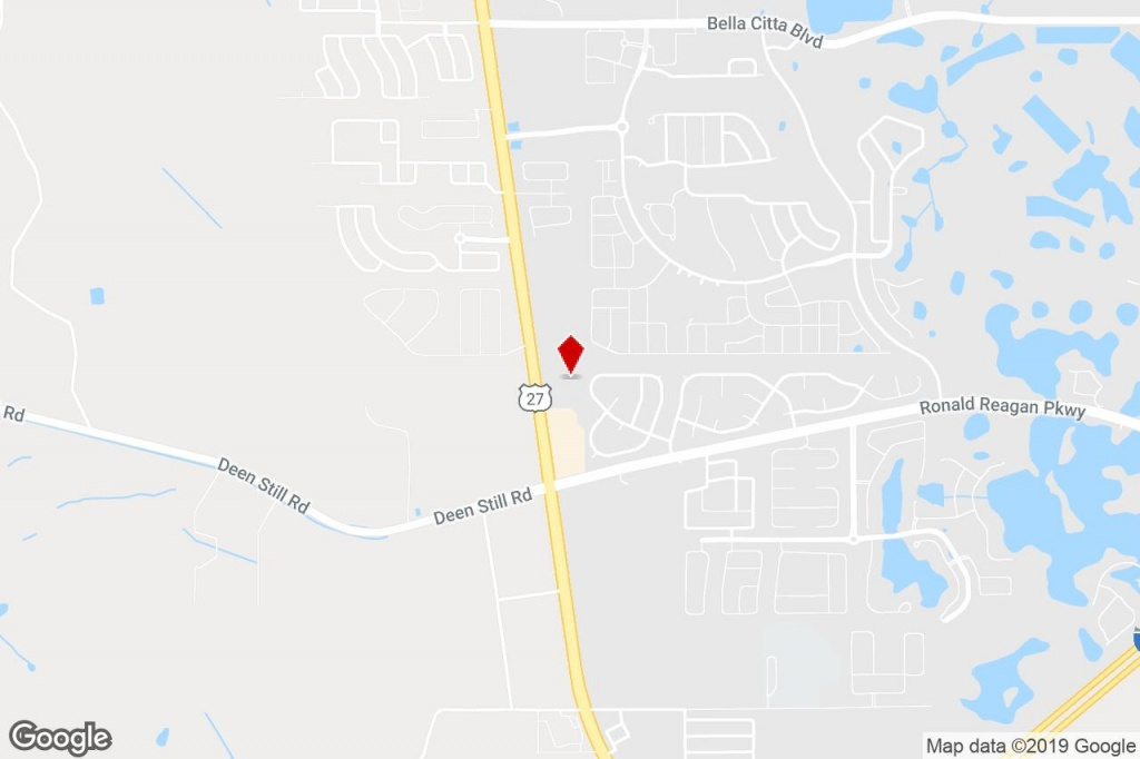 Us Highway 27, Davenport, Fl, 33836 - Commercial Property For Lease - Google Maps Davenport Florida