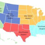 Us Map Southeast Printable Map Of Se Usa 1 Inspirational Us Regions   Us Regions Map Printable