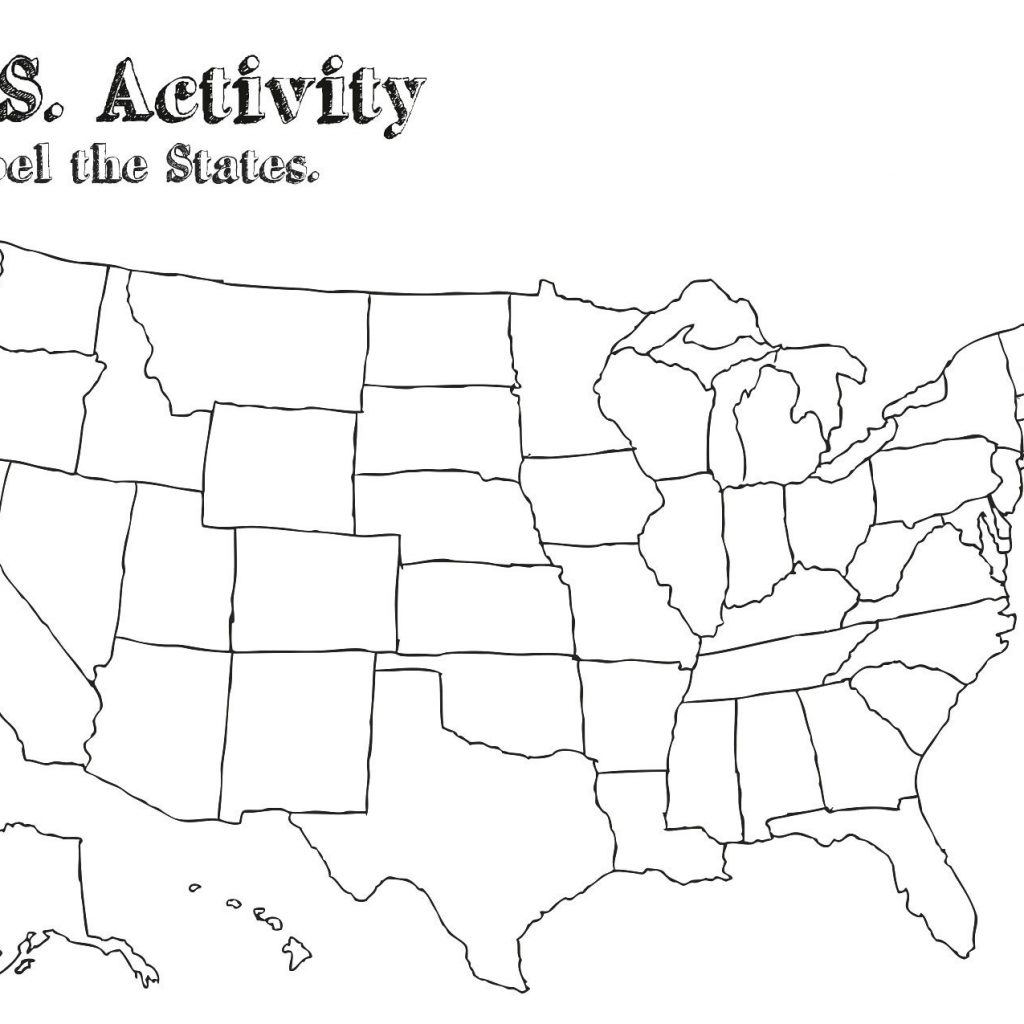 Us Map Test Study Helps For Mw States Guide Best How To - Us Map Test Printable
