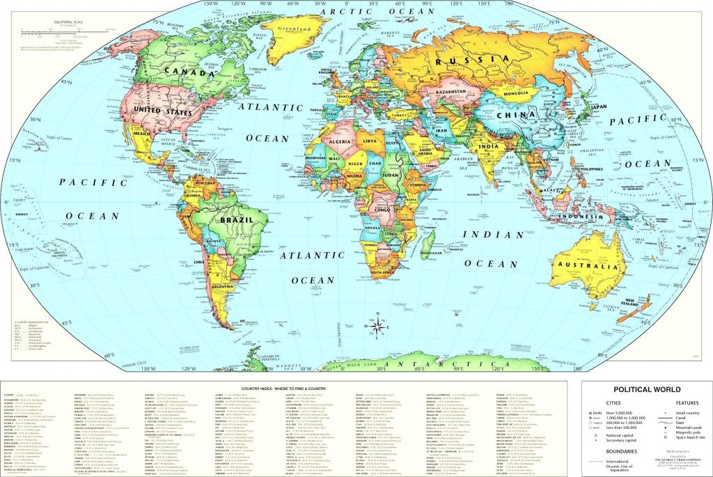 Us Map With Latitude Longitude Of Canada And 3 Refrence World - Printable World Map With Latitude And Longitude