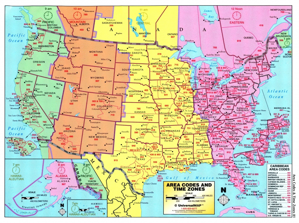 Us Maps Time Zone And Travel Information | Download Free Us Maps - Printable Usa Time Zone Map