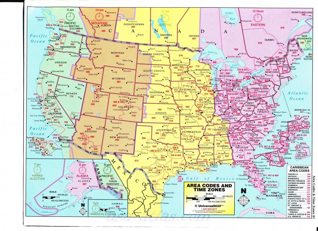Us Time Zone Map Detailed - Maplewebandpc - Printable Us Time Zone Map