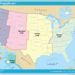 Us Timezone Map With States Timezonemap Beautiful Time Zone Maps   Printable Usa Map With States And Timezones