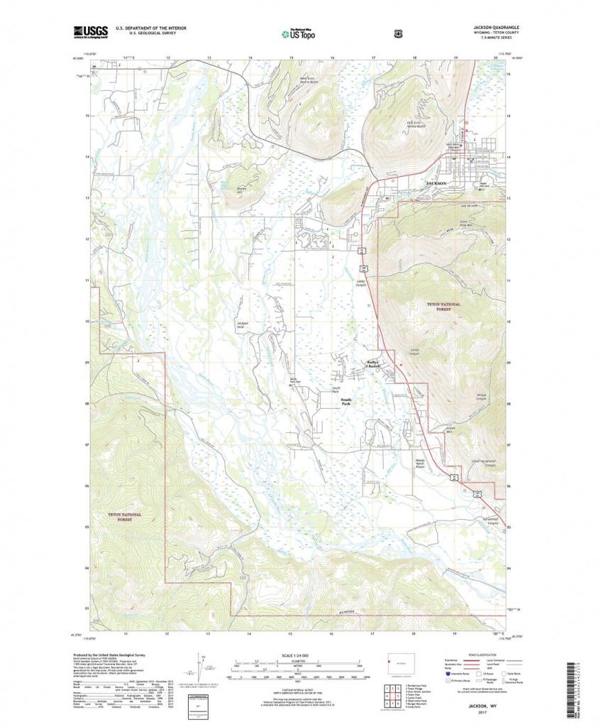 Us Topo: Maps For America - Printable Topo Maps