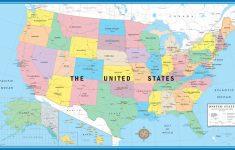 Full Map Of California