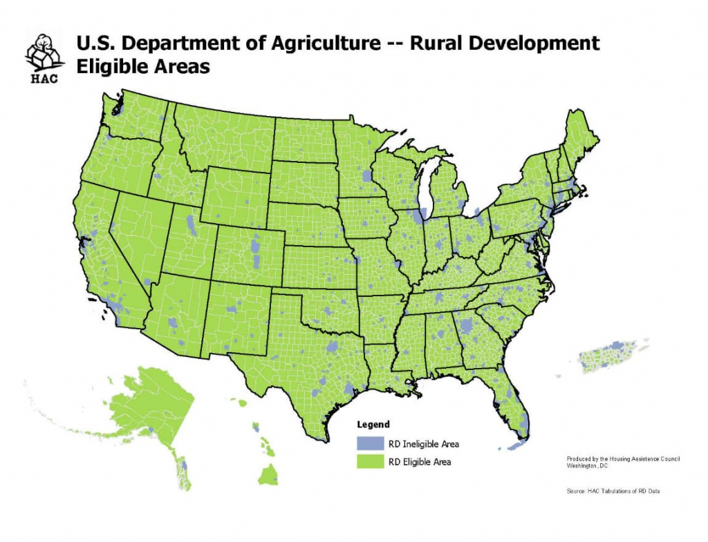 Usda Home Loan Requirements [Updated 2018] | The Lenders Network - Usda Loan Map Texas