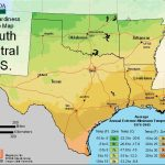 Usda Plant Hardiness Zone Mapsregion   Texas Planting Zones Map