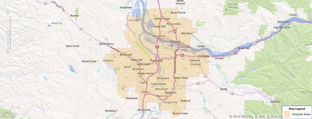 Usda Rural Development Loan - Portland, Or - Usa Home Financing - Usda Home Loans Map Florida