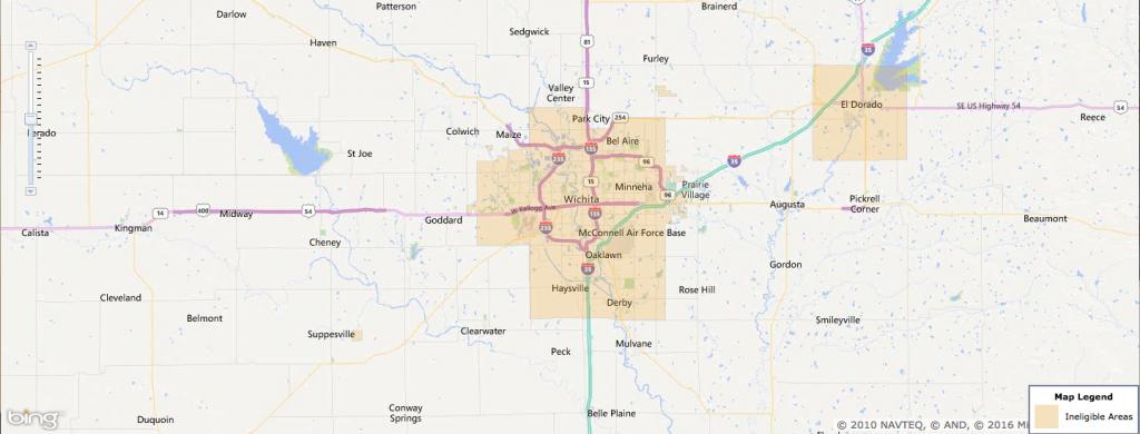 Usda Rural Development Loan - Wichita, Ks - Usa Home Financing - Usda Loan Map Florida