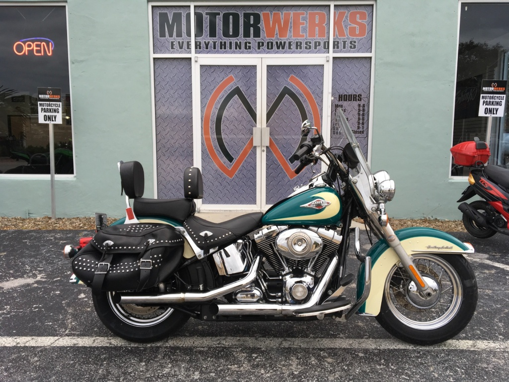 Used 2009 Harley-Davidson Heritage Softail Classic | Motorcycles In - Harley Davidson Dealers In Florida Map