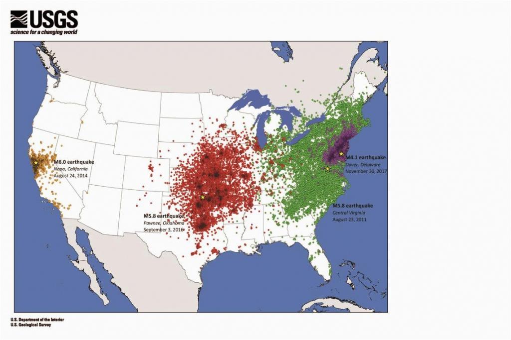 Usgs Earthquake Map Oregon | Secretmuseum - Usgs Earthquake Map Texas