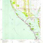 Usgs Topo Map Florida Fl Bay Pines 345089 1943 24000 Restoration   Bay Pines Florida Map
