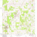 Usgs Topo Map Florida Fl Newberry 347640 1968 24000 Restoration   Newberry Florida Map