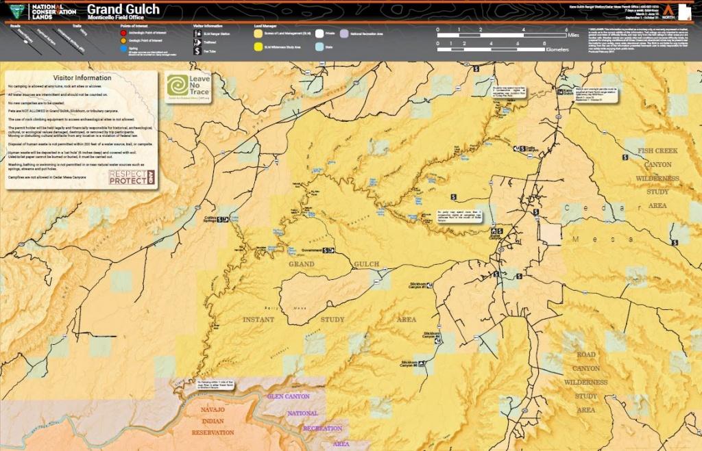 Utah - Maps   Bureau Of Land Management - Blm Ohv Maps California